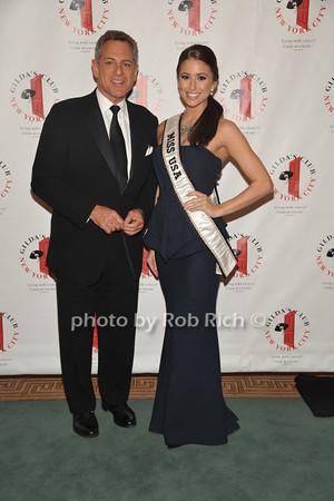 Bill Ritter, Miss USA 2014 Nia Sanchez