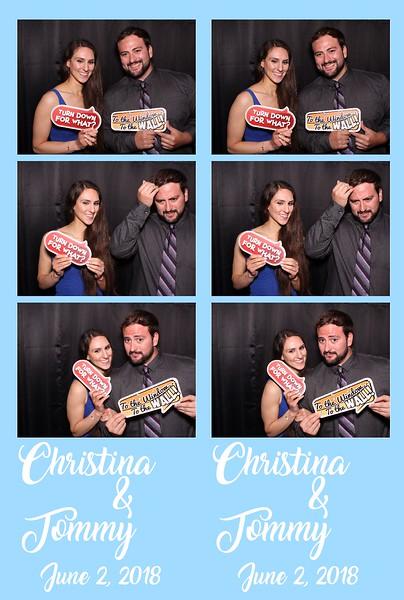 Christina & Tommy's Wedding (06/02/18)