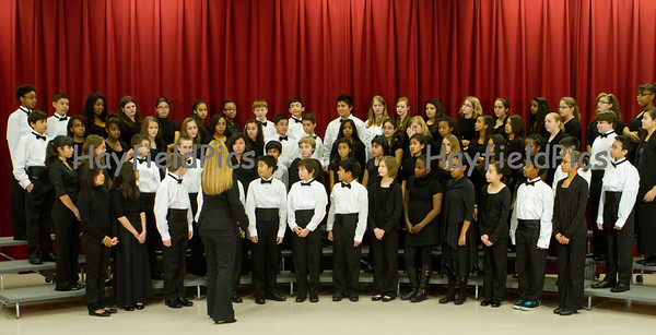 Middle School Orchestras 12/6/11