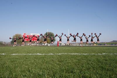 Bangor Cheerleaders FBC10
