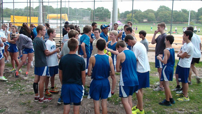 Cross Country 2012 - Norbuck Park,Dallas - 25 Aug 2012