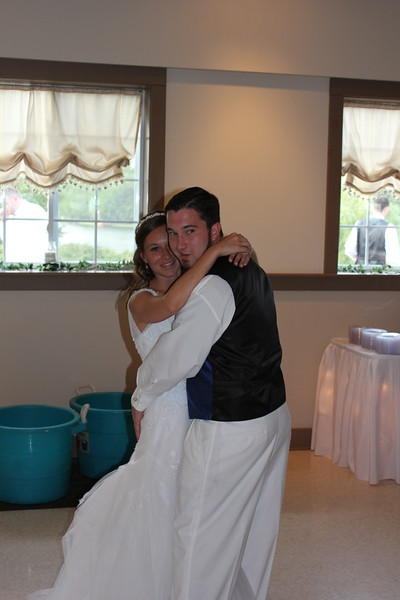 Dustin & Erin Wedding Chuck Cimperman