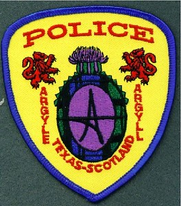 Argyle Police