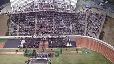 2016: Graduation (Drone Footage)