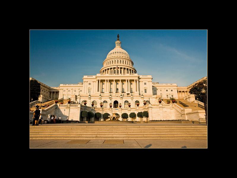U.S. Capitol, West Facade