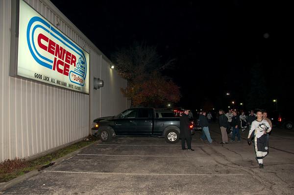 Glen Ellyn EMS 2-Alarm Box - Nov.7, 2009