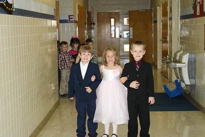 Kindergarten Elegant Party
