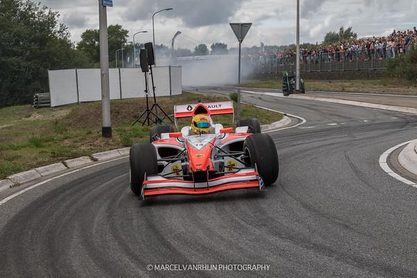 Fast Car Event 2018 Feestweek Katwijk aan de Rijn
