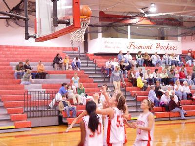 Girls Junior Varsity Basketball - 2005-2006 - 11/8/2005 vs. Newaygo