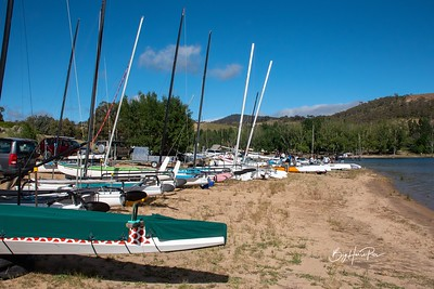 Sailing- Lake Jindabyne