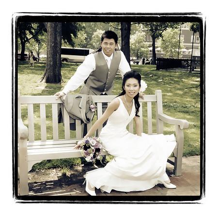 Bonnie and Li - Wedding Proofs