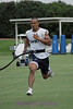 Dallas Cowboys offseason training 2007 : I was fortunate to be able to have done fitness work for the Dallas Cowboys a few years back.  Joe Juraszek, the head strength and conditioning coach for the Cowboys, and I had worked together while we were both at Oklahoma University.  He was also the head strength coach there and I also did fitness work for the team during that time.  When he got the position with the Cowboys, he brought me in for some aerobic conditioning during the off-season to add a little variety to the workouts.   Joe has been the head strength and conditioning coach for the team for over 10 years now.  A testament to his great work ethic, coaching ability and desire to add innovative techniques to old school training for a perfect combination of workouts.  He is an outstanding technician in the area of weight training and I attribute everything I know about weight training to his knowledge and guidance.    I would like to thank Joe and all the guys for letting me expose some of the behind the scenes, off-season training.  All photos are copyrighted works of Kirsten Gallon.  They may not be downloaded, copied, screenshot, scanned or reproduced in any manner or medium.  To do so is a copyright violation and punishable by law.