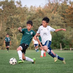Etobicoke Youth SC vs SC Toronto 2006 Boys