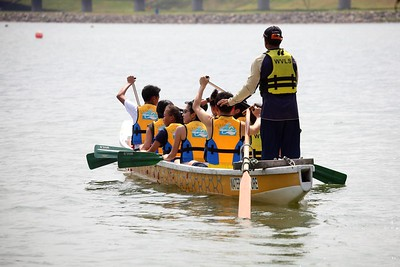 G@N Dragon Boating, 15 Feb 2015