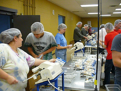 Feed My Starving Children - August 2012