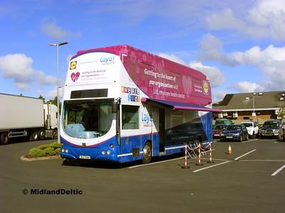 Portlaoise Buses, 16-09-2015
