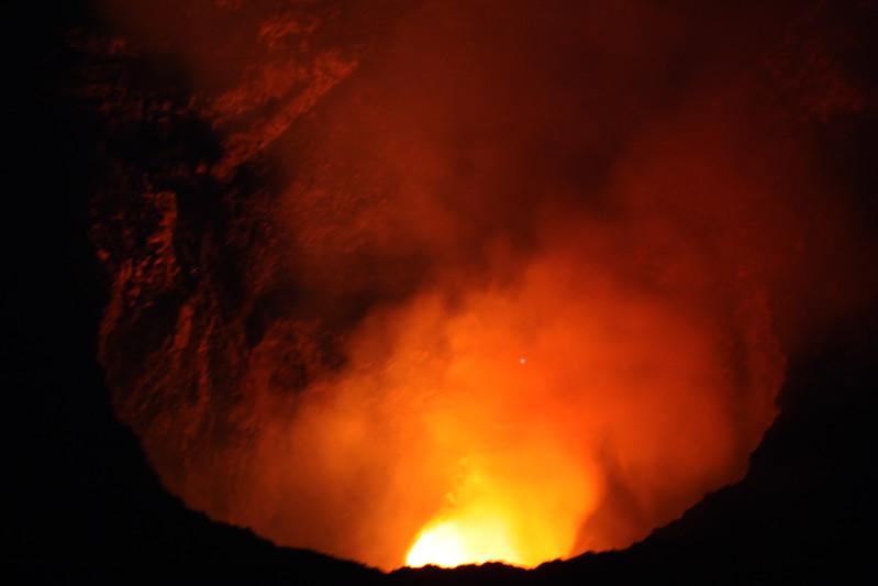 The fiery Hell of Masaya volcano