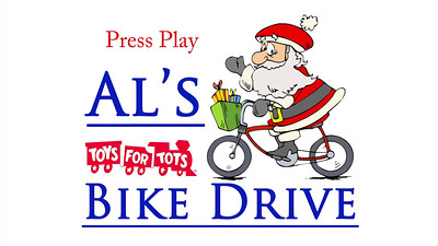 Toys for Tots Bike Drive - 2014