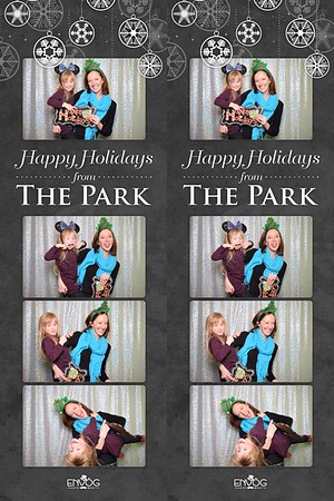 Happy Holidays from The Park (prints)
