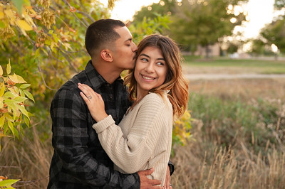 The Engagement of Nathalia & Jose