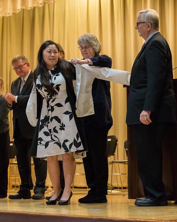 Rachel's White Coat Ceremony (2018)