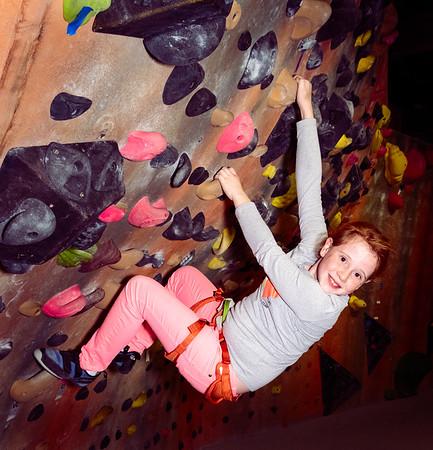 Rock On Climbing Nov. 2018
