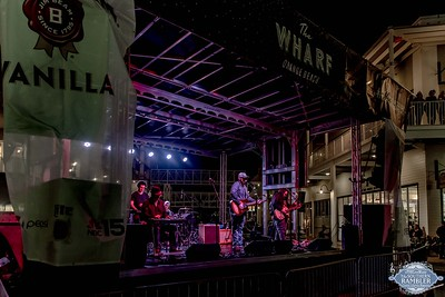 NYE with Wes Loper at The Wharf