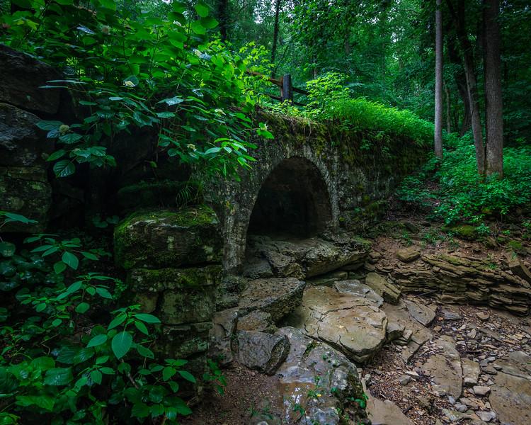 Old Stone Bridge - Louisville to Nashville Turnpike - Kentucky