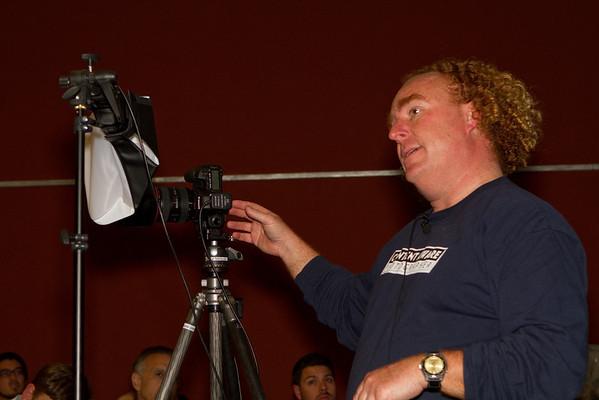 Syl Anderson at SVSMUG 4/26/10