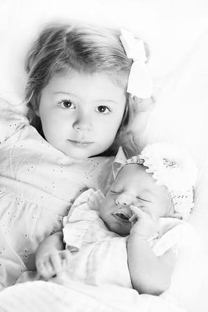 Lorelei and Scarlett
