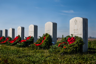 Sacramento Valley National Cemetery - Wreaths Across America