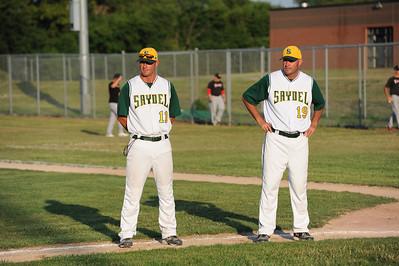 Senior Night - Baseball 2012
