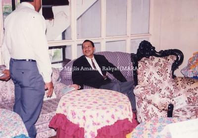1993 - LAWATAN Y.B PENGERUSI MARA KE NEGERI KELANTAN
