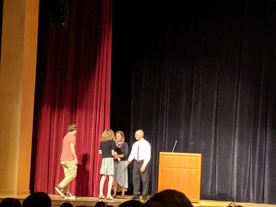 Tommy Murphy Memorial Scholarship Award Night