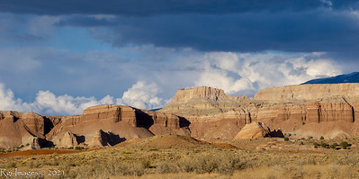 Capitol Reef with Peter