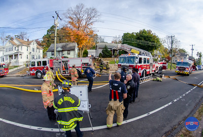 2 Alarm Structure Fire - 817 West Main St, New Britain, CT - Unknown Date