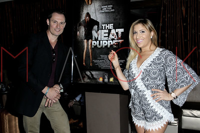 """New York, NY - July 16:  The Movie Release Party For The Film """"The Meat Puppet"""", New York, USA."""
