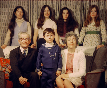 The Perry Family - Photographic memories