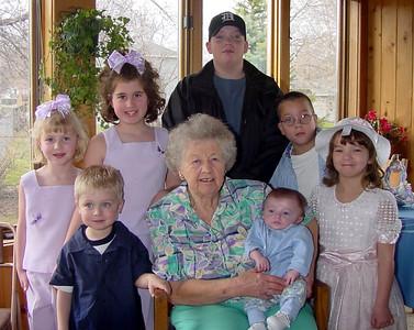 Mor Mor - Grandma Wetzstein