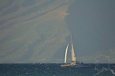 Boats Around Maui