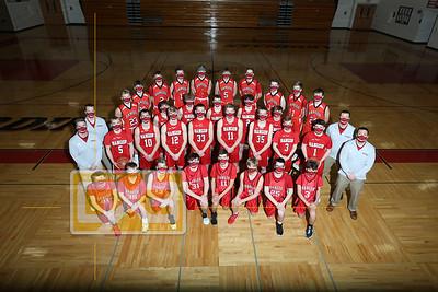 Bangor  boys basketball BBB2021