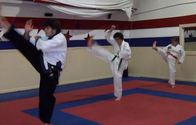 Belt Exam 12/14/13