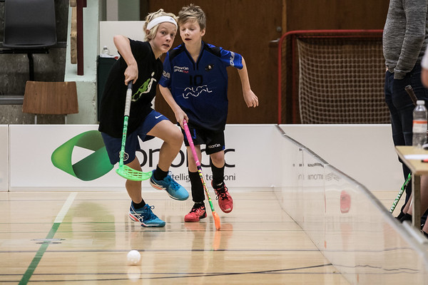 Floorball i Humlehøj Hallen