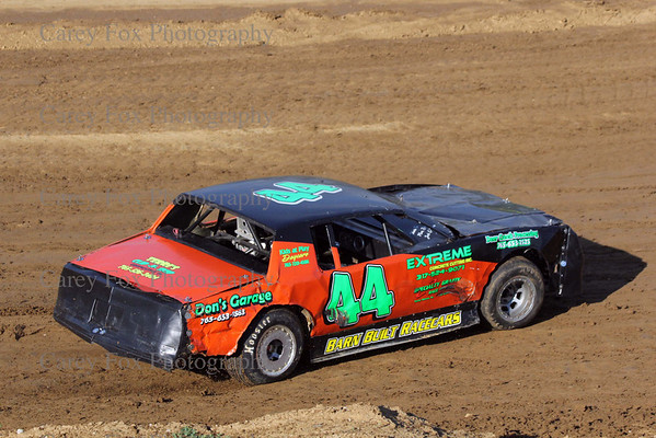 July 13 - Modifieds, super stocks and bombers