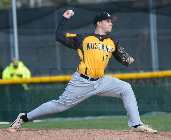 Baseball: Metea at Waubonsie 5/12/2015