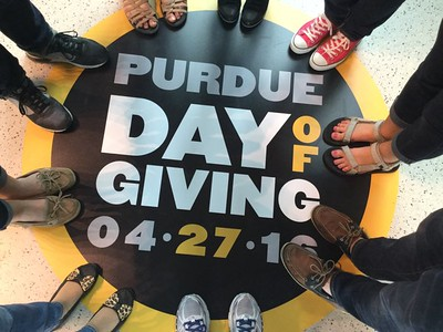 2016 Purdue Day of Giving