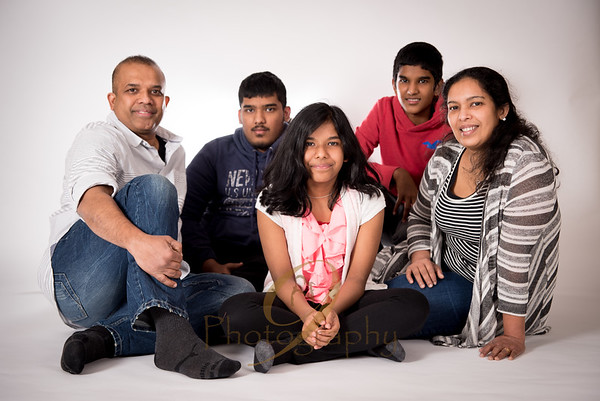 Wijerathne Family