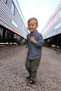 Declan Burr -3 Years Old
