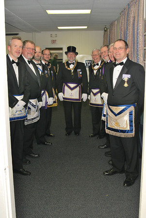Friendship Lodge Fraternal Visit May 18 2011