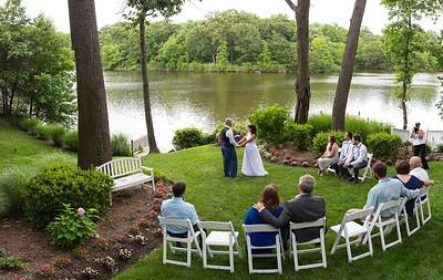 Emilie & Rolyn's Annapolis MD Wedding